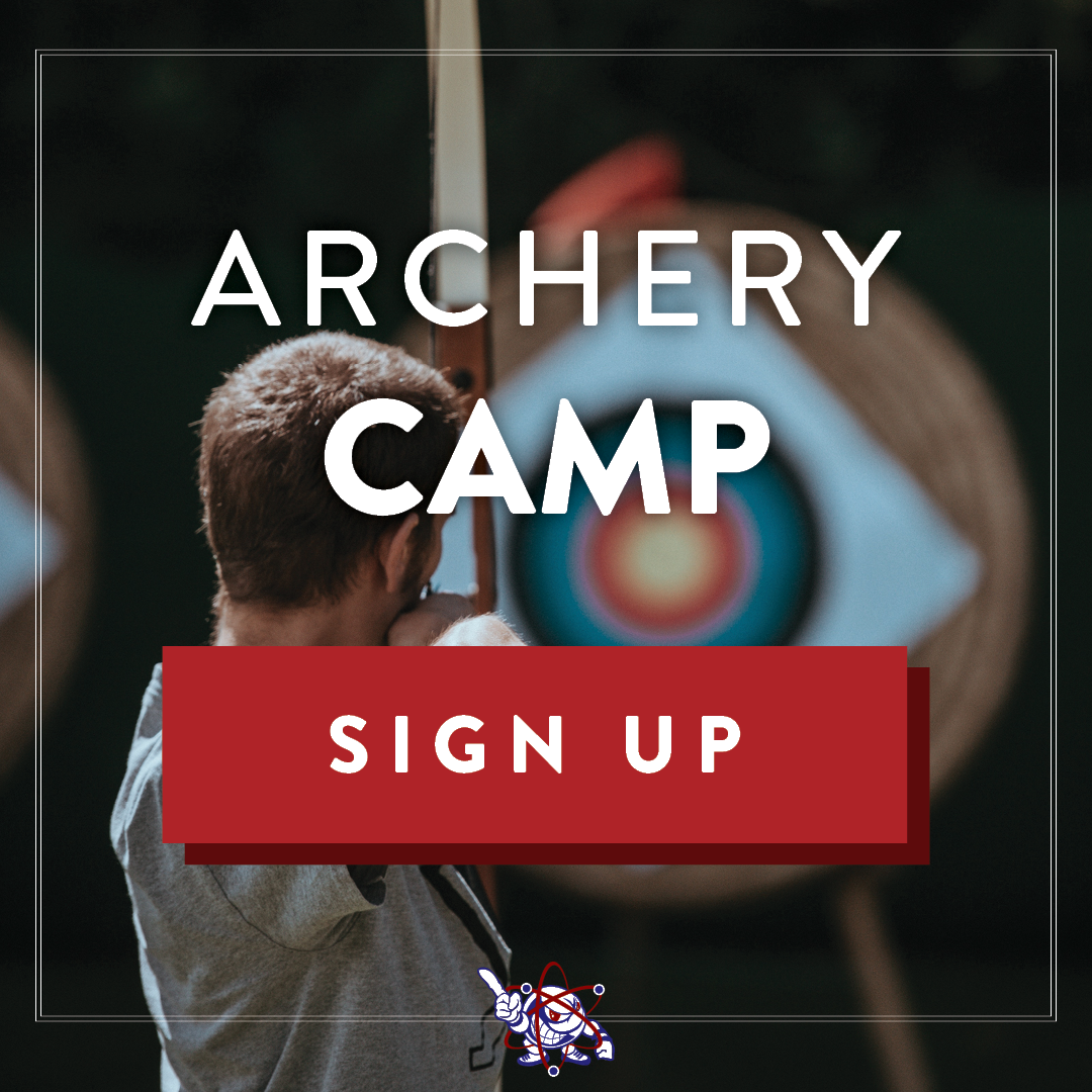 Archery Summer Camp for 9-12th Grade Atoms