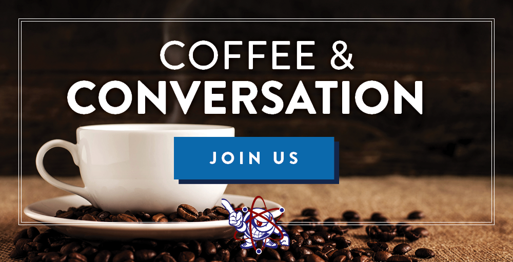 Utica Academy of Science Middle and High School will be hosting their first Coffee & Conversation of the school year