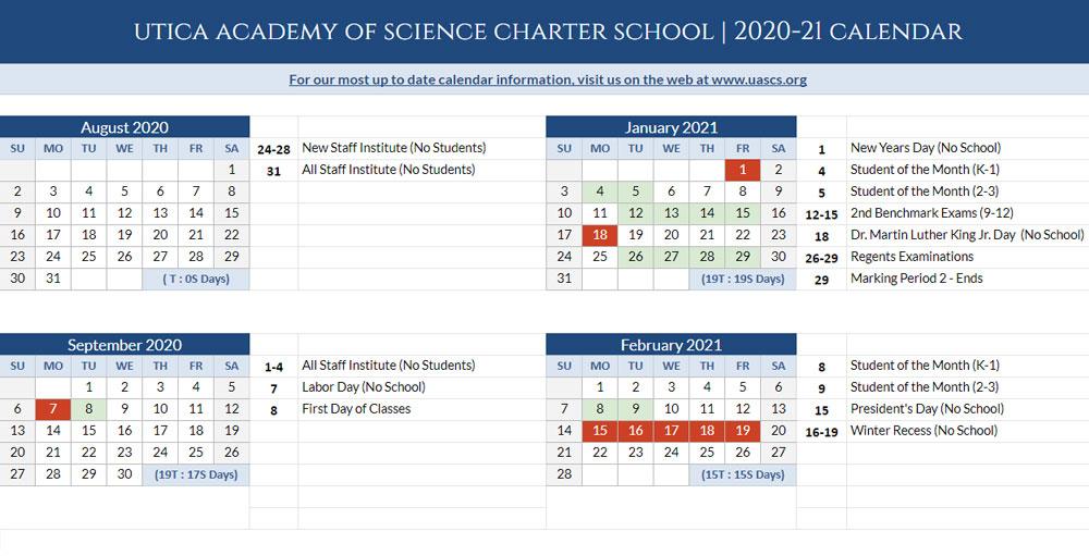 Lemoyne Academic Calendar 2021 2020 2021 Academic Calendar is Available