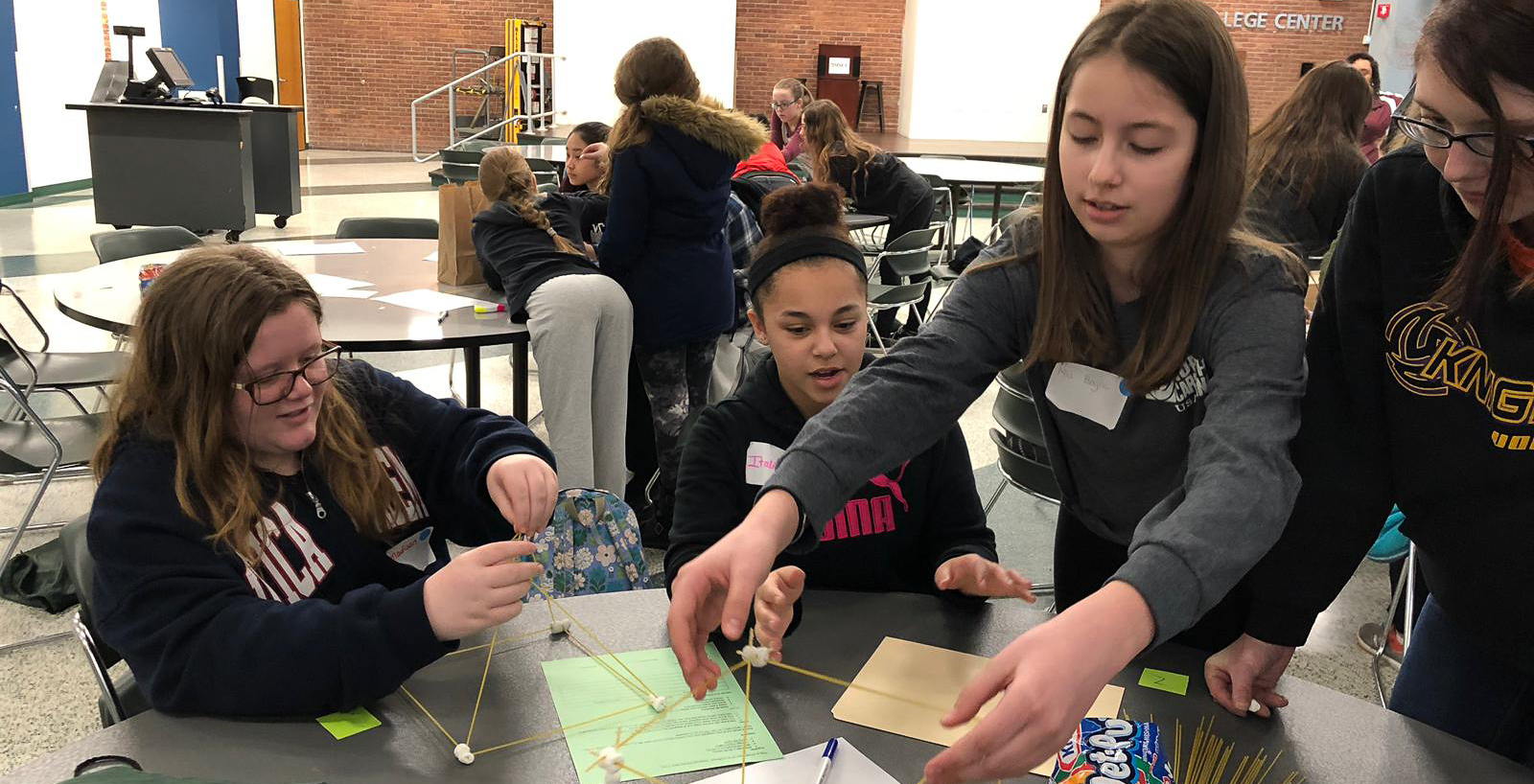 Girls in STEM Expo