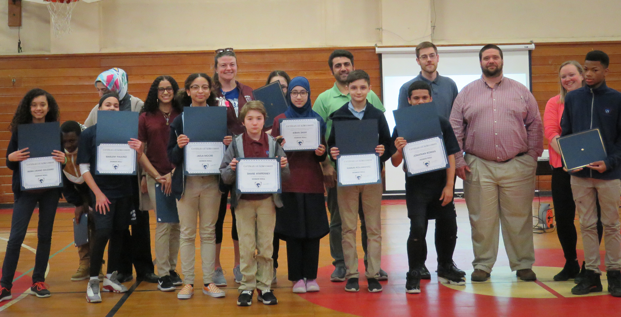 UASCS MS hosts 3rd MP Award Ceremony